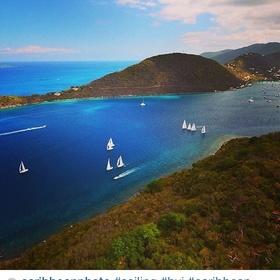 Go Sailing in the Carribean - Bucket List Ideas