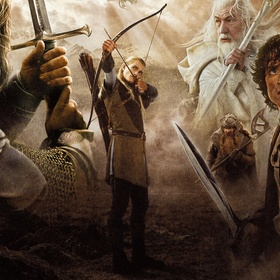 Have a Lord of the Rings marathon - Bucket List Ideas