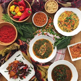 Try some West African Cuisine - Bucket List Ideas