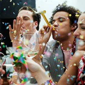 "Be the ""Victim"" of a Surprise Party - Bucket List Ideas"