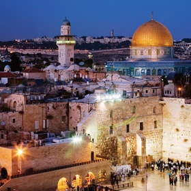 Visit The Holy Land - Bucket List Ideas