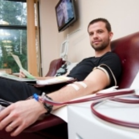 Become a blood plasma donor - Bucket List Ideas