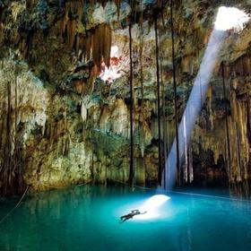 Bathe in Yukatan - Bucket List Ideas