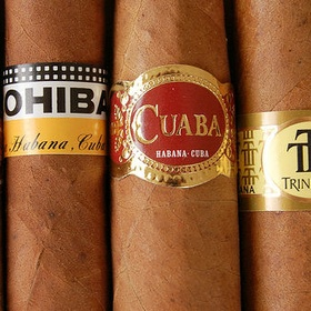 Smoke a cuban cigar - Bucket List Ideas