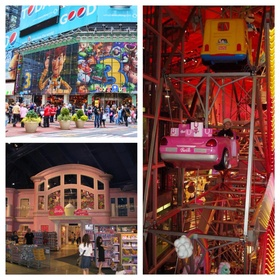 Shop at the 'Toys R Us' in Times Square-NewYork - Bucket List Ideas