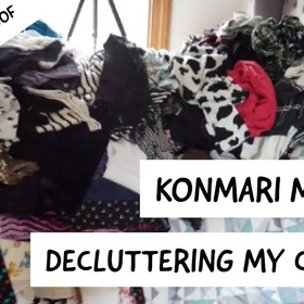 Get Rid of All of Clothing I haven't worn in 6 months - Bucket List Ideas