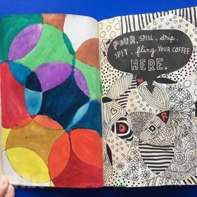 Finish a wreck this journal - Bucket List Ideas