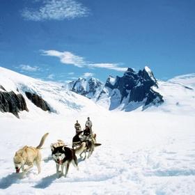 Go for a Dog Sled Ride in Alaska - Bucket List Ideas
