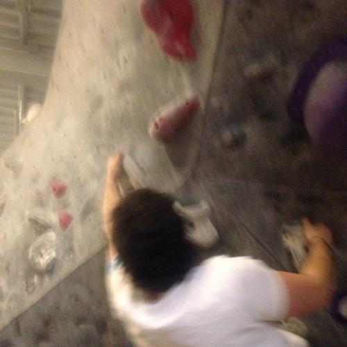 Go bouldering - Bucket List Ideas