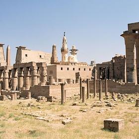 Egypt - Luxor Temple - Bucket List Ideas