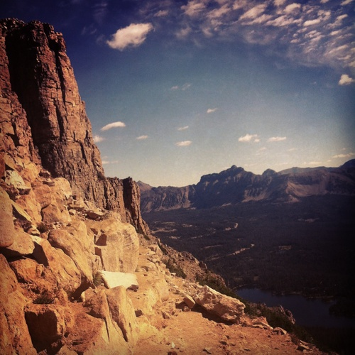 Stand on Top of a Mountain - Bucket List Ideas