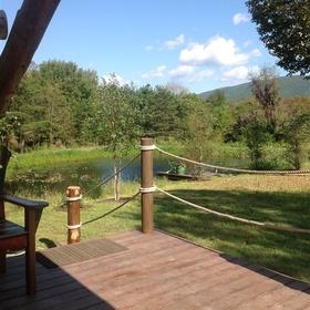 Spend a weekend at Crump's Camp - Bucket List Ideas