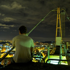 Enjoy view from tower crane - Bucket List Ideas