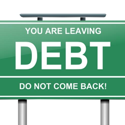 Be debt-free - Bucket List Ideas