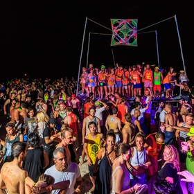 Go to the Full Moon Party in Thailand - Bucket List Ideas