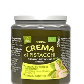 Try pistachio cream - Bucket List Ideas