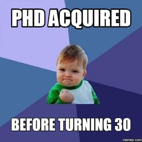 Get a phd in Biochemistry - Bucket List Ideas