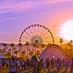 Attend Coachella Valley Music and Arts Festival, California - Bucket List Ideas