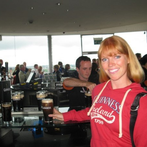 Have a Pint of Guinness at the Source (Guinness Storehouse, Dublin) - Bucket List Ideas