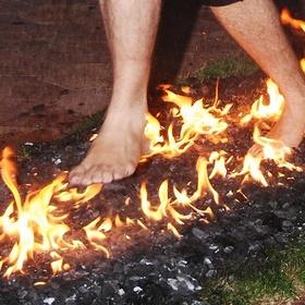 Go fire walking - Bucket List Ideas
