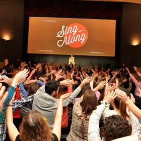 Go to a sing along-cinema - Bucket List Ideas
