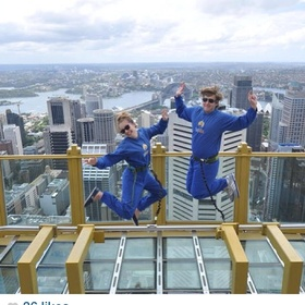 Do the Skywalk in Sydney, Austrailia - Bucket List Ideas