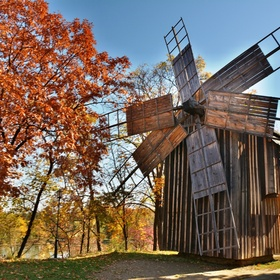 Visit the Dimitrie Gusti National Village Museum - Bucket List Ideas