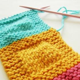 Knit or crochet something to wear - Bucket List Ideas