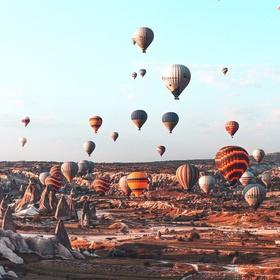 Go to Cappadocia - Bucket List Ideas