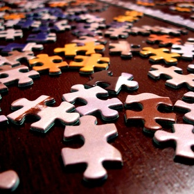 Complete a 1000 piece jigsaw puzzle - Bucket List Ideas