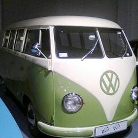 Sit in VW Bus T1 - Bucket List Ideas