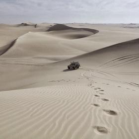 Travel to a 'real' desert - Bucket List Ideas