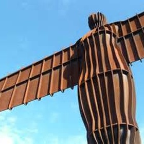 See the Angel of the north statue - Bucket List Ideas