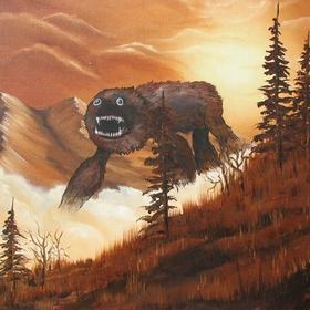 Create a thirft store painting masterpiece - Bucket List Ideas
