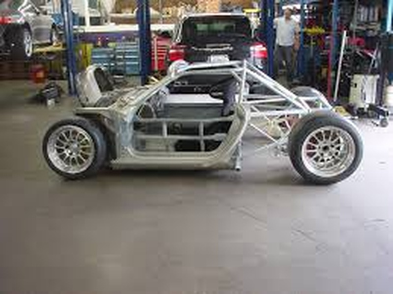 Build A Car From Scratch >> Bucketlist Build And Race A Car From Scratch With A Friend