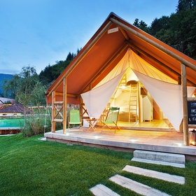 ⚜️Go Glamping - Bucket List Ideas