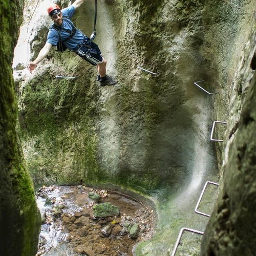 Hike/Climb Via Ferrata- Italy - Bucket List Ideas