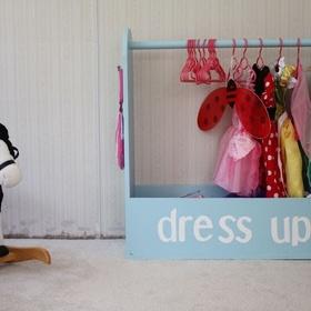 Having the coolest dress up-closet ever - Bucket List Ideas