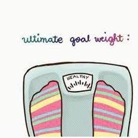 Reach my Ideal Weight - Bucket List Ideas