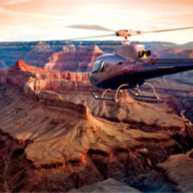 Helicopter Flight Over the Grand Canyon - Bucket List Ideas