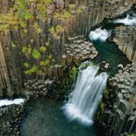 See Litlanesfoss waterfall Iceland - Bucket List Ideas