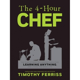 Read: The 4-Hour Chef - Bucket List Ideas