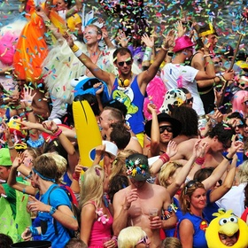 Attend gay pride with a straight guy to show support - Bucket List Ideas