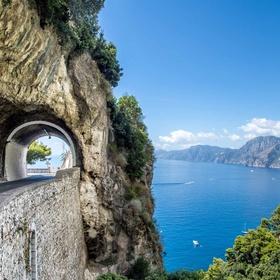Drive the Amalfi Coast in an open-top car - Bucket List Ideas
