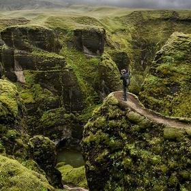 Fjaðrárgljúfur Canyon, Iceland - Bucket List Ideas