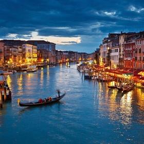 Go to Venice, Italy - Bucket List Ideas