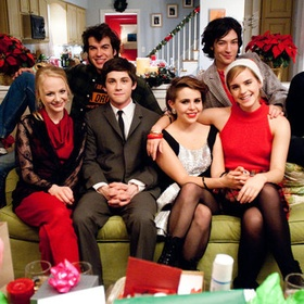 "Have a Christmas party like in ""Perks of Being a Wallflower"" - Bucket List Ideas"
