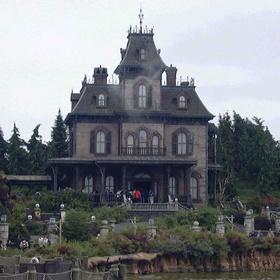 Visit a Haunted House - Bucket List Ideas