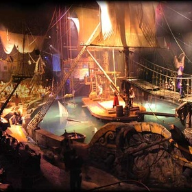 Attend Pirate's Dinner Adventure - Bucket List Ideas
