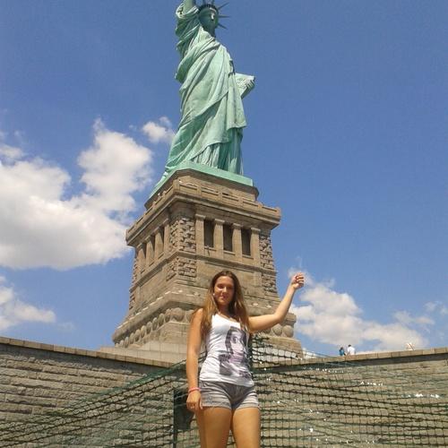 Voir la statue de la liberté - Bucket List Ideas